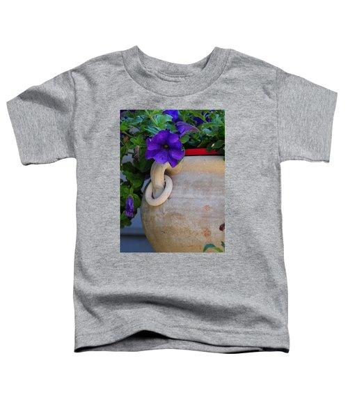 Tuscan Pot Toddler T-Shirt