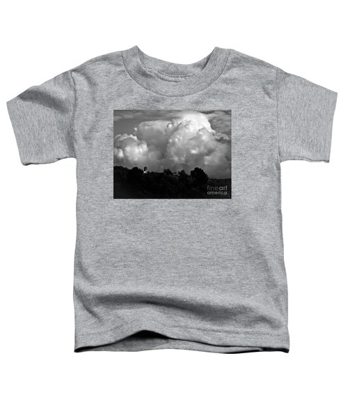 Tuscan Storm Rising From The Valley Toddler T-Shirt