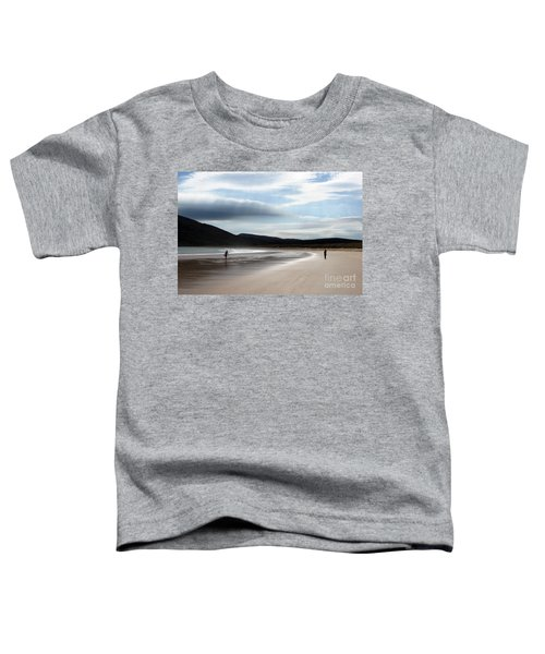 Two On A Beach Toddler T-Shirt