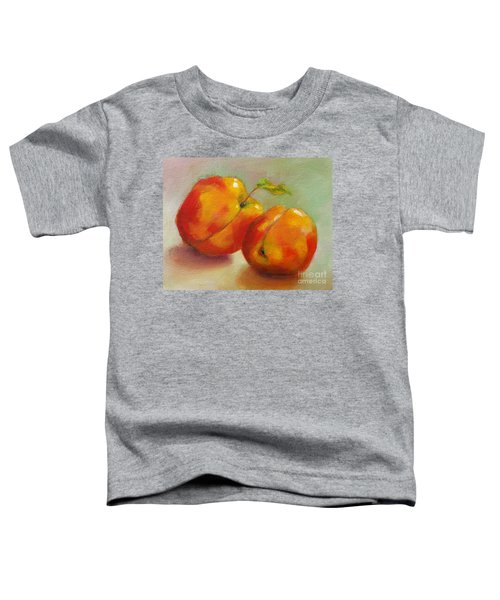 Two Peaches Toddler T-Shirt