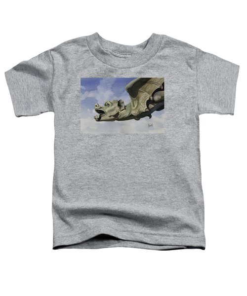 Ulmer Munster Gargoyle Toddler T-Shirt