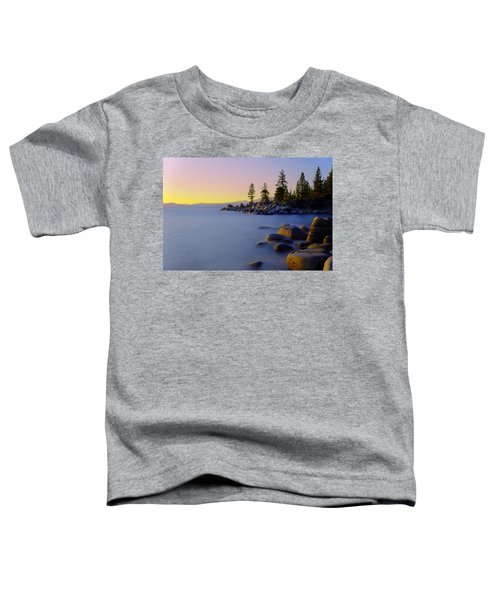 Under Clear Skies Toddler T-Shirt