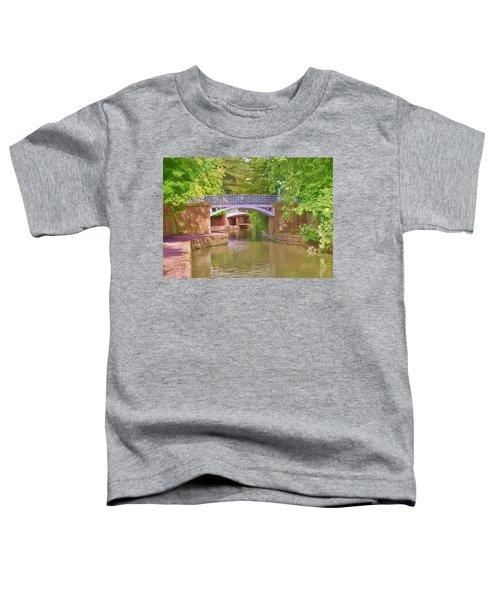 Under The Bridges Toddler T-Shirt