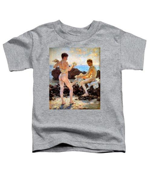Under The Western Sun Toddler T-Shirt