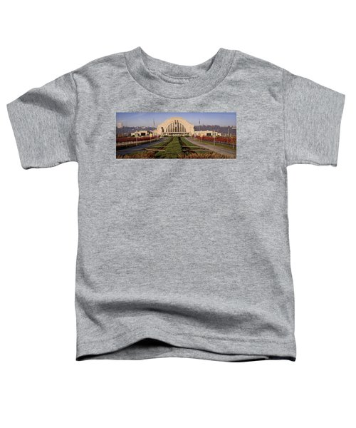 Union Terminal Toddler T-Shirt