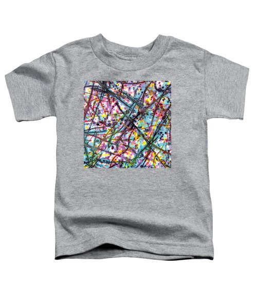 The Mural Goes On And On Toddler T-Shirt