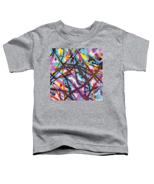 Popped Warhol Toddler T-Shirt