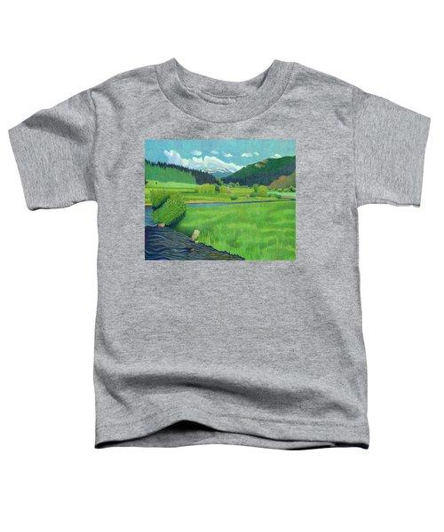 Upper Bear Creek Colorado Toddler T-Shirt