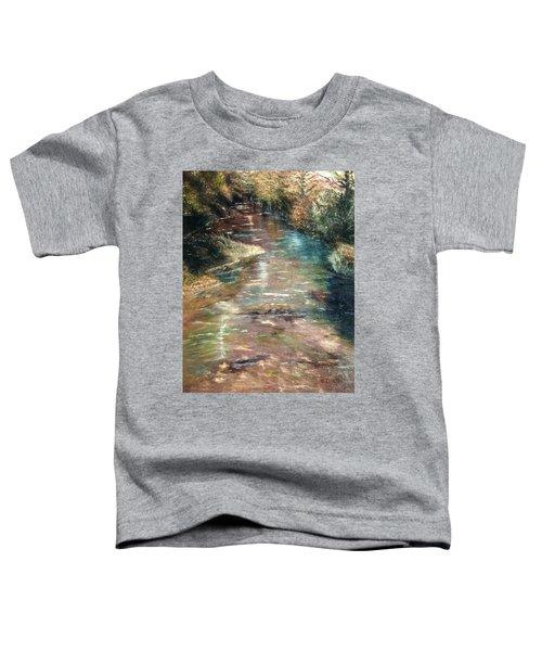 Upstream Toddler T-Shirt