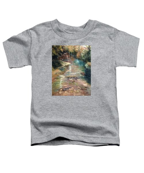 Upstream Toddler T-Shirt