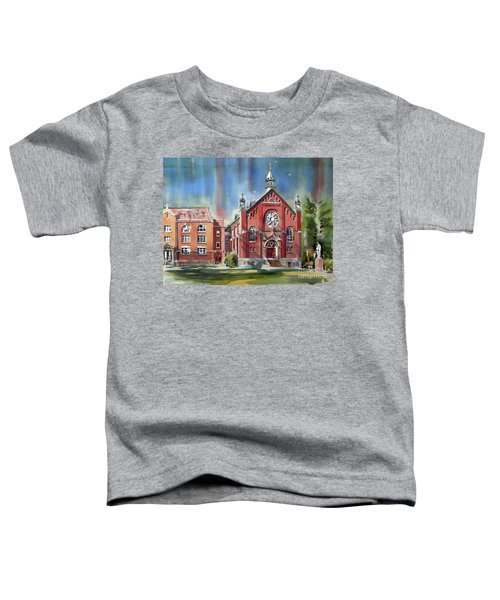 Ursuline Academy With Doves Toddler T-Shirt