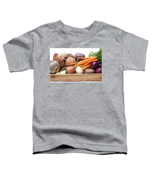 Veg Box Toddler T-Shirt