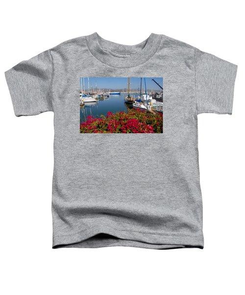 Ventura Harbor Toddler T-Shirt