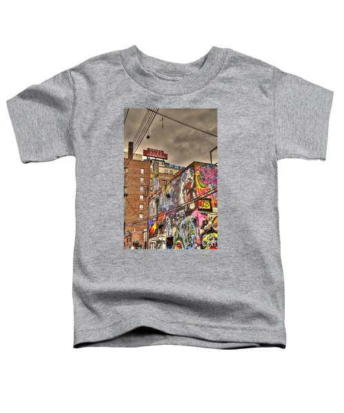 Vibrant Lodging Toddler T-Shirt
