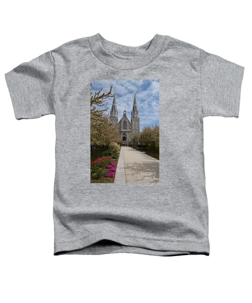 Villanova University Main Chapel  Toddler T-Shirt