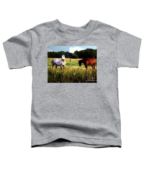 Waiting For Apples Toddler T-Shirt