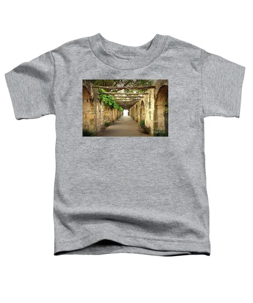 Walk To The Light Toddler T-Shirt