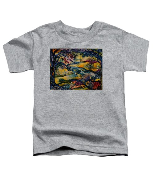 Wandering Woods Toddler T-Shirt