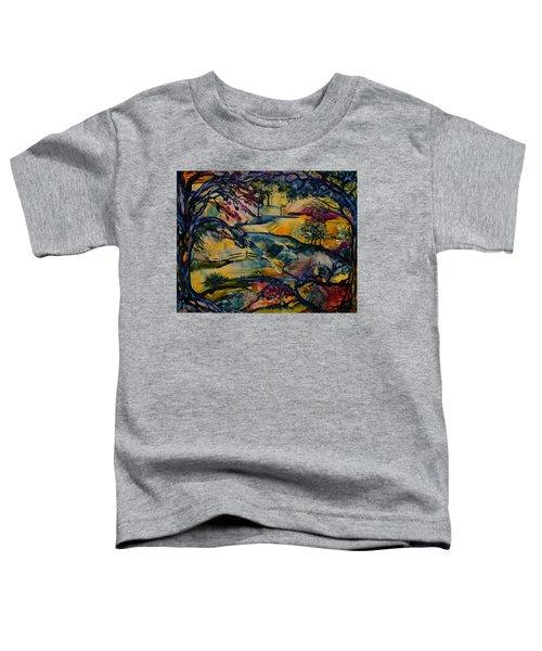 Wandering Woods Toddler T-Shirt