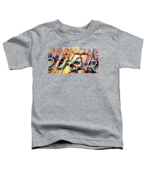Warehouse Liquor Toddler T-Shirt