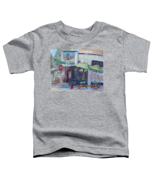 Warm Afternoon In The City  Toddler T-Shirt