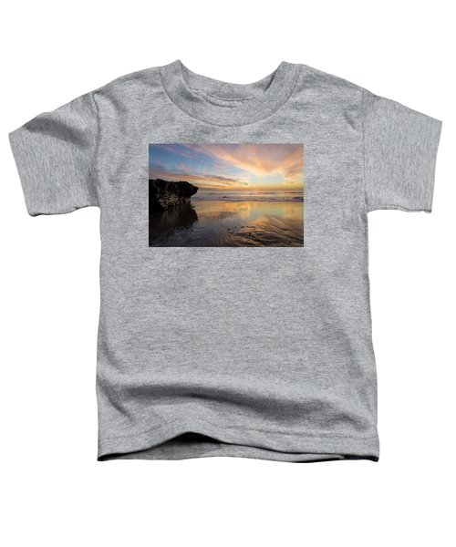 Warm Glow Of Memory Toddler T-Shirt by Alex Lapidus