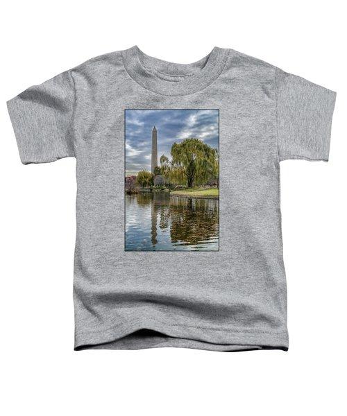 Washington Reflection Toddler T-Shirt