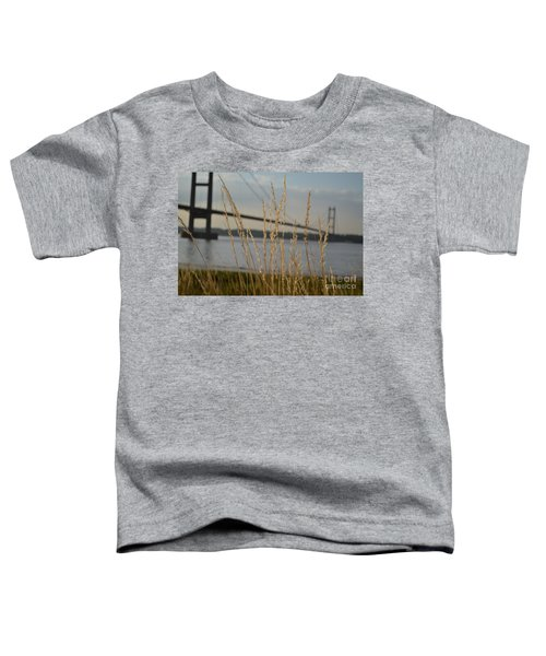 Wasting Time By The Humber Toddler T-Shirt