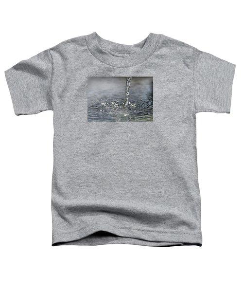 Water Beam Splashing Toddler T-Shirt