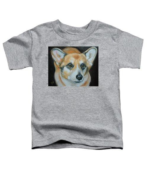 Welsh Corgi Toddler T-Shirt