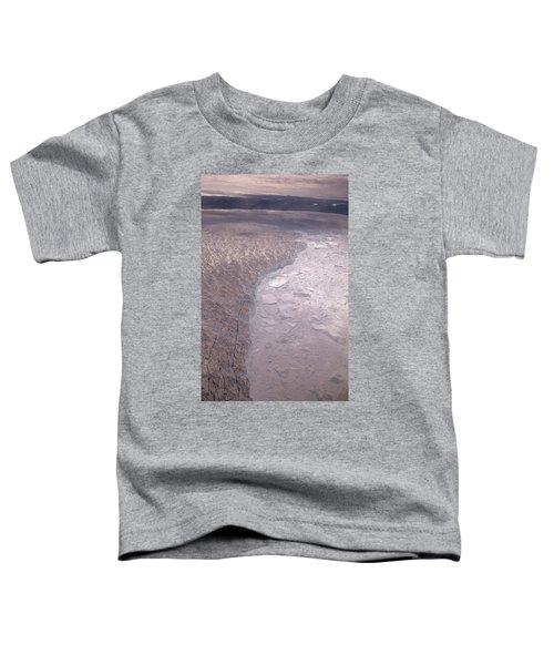 West Greenland, Jakobshavn Glacier Toddler T-Shirt