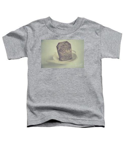 Wet Tea Bag Toddler T-Shirt