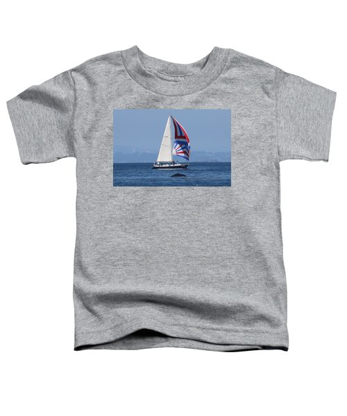 Whale Watching 2  Toddler T-Shirt