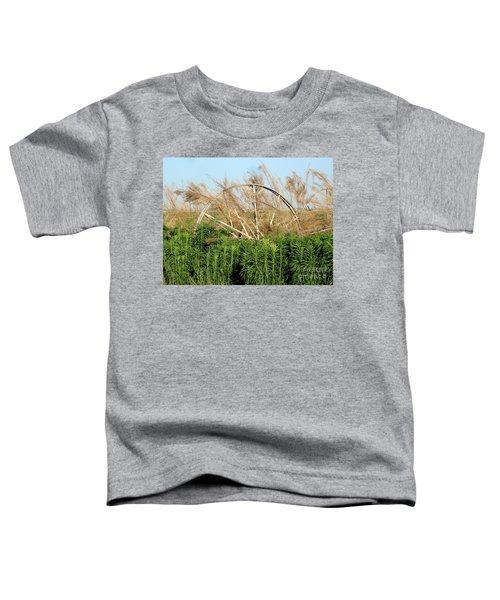 Wheel Forgotten Toddler T-Shirt