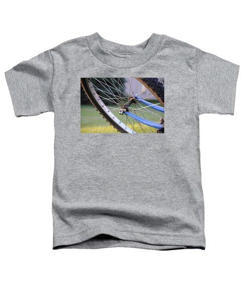 Wheeling Toddler T-Shirt