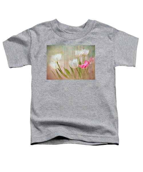 White Lily Show Toddler T-Shirt