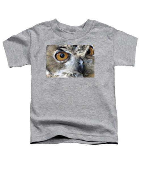 Who Toddler T-Shirt