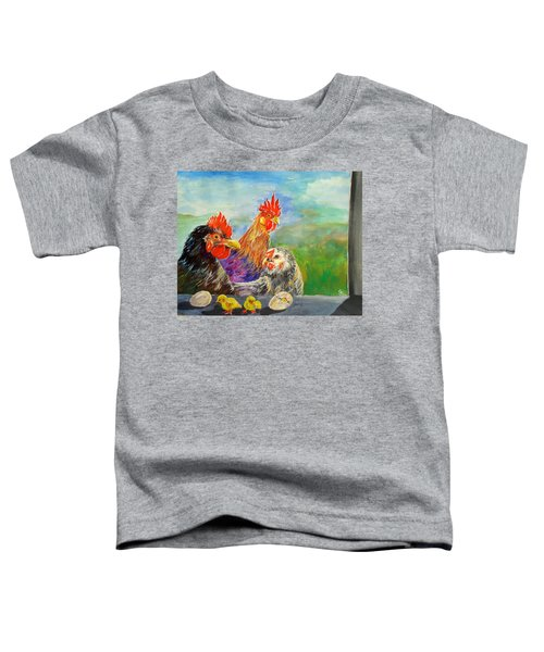Whose Egg Isthat Toddler T-Shirt