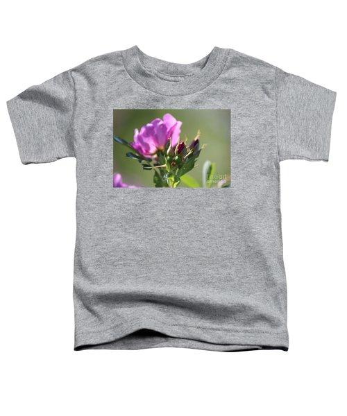 Wild Rose Toddler T-Shirt