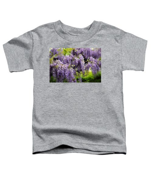 Wild Wisteria Toddler T-Shirt