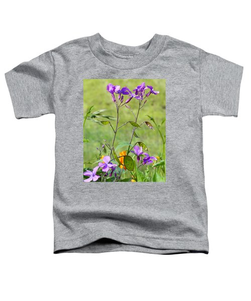 Wildflowers Toddler T-Shirt