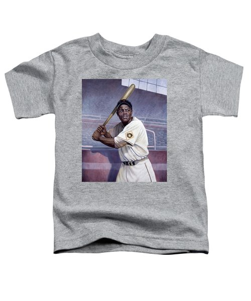 Willie Mays Toddler T-Shirt