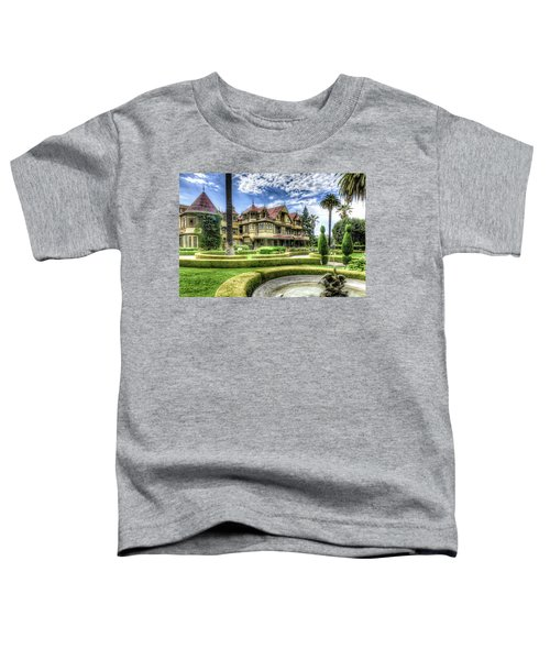Winchester Mystery House Toddler T-Shirt