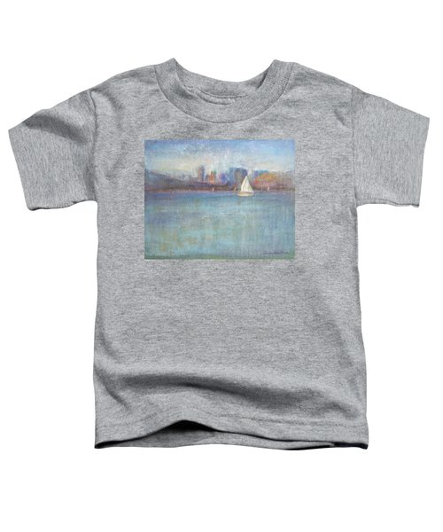 Wind In My Sails Toddler T-Shirt