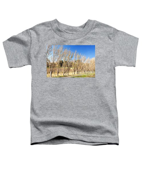 Winery Toddler T-Shirt