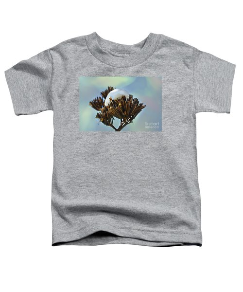 Winter Agave Bloom Toddler T-Shirt