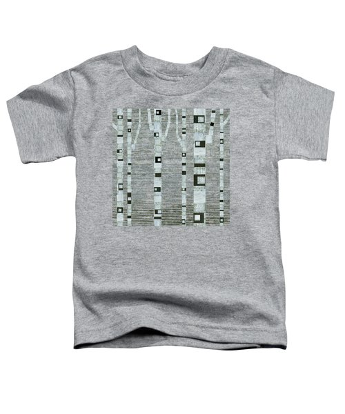 Winter Birches Toddler T-Shirt