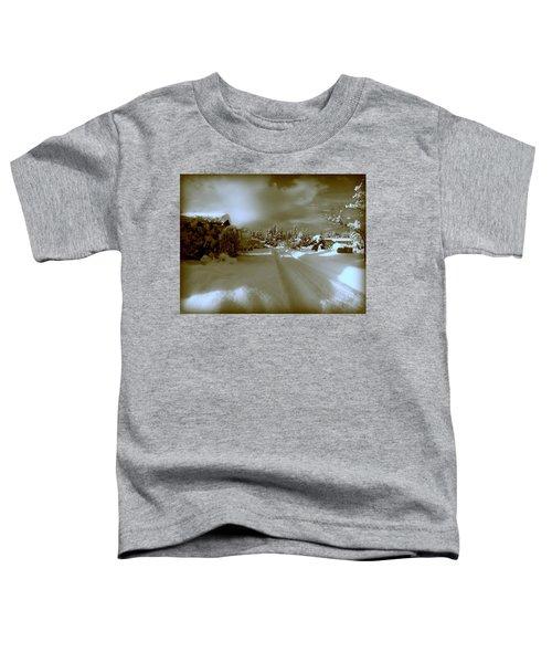 Winter Lane Toddler T-Shirt