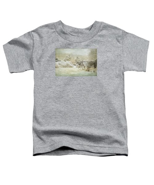 Winter Silence Toddler T-Shirt