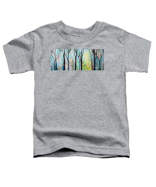 Winter Wanderings II Toddler T-Shirt